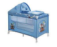 Манеж - кровать Nanny 2 Layers Plus Бертони