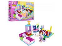 Детский конструктор комната с мебелью