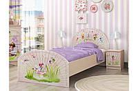 """Кровать """"Веер"""" (2 размера)"""