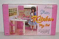 Мебель Глория Кухня для куклы 94016