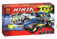 Конструктор Bela аналог LEGO Ninjago 387 деталей арт. 10396