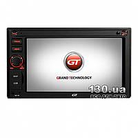 Медиа-станция GT M21 с GPS навигацией и Bluetooth