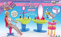 Кукольная мебель Глория Gloria 2919 Салон красоты