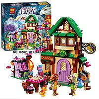 """Детский конструктор Bela Fairy 10502 аналог Lego Elves 41174 """"Отель """"Звёздный свет"""""""", 348 деталей"""