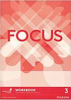 Рабочая тетрадь Focus 3 WB