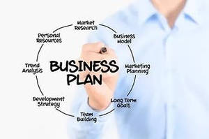 Первый шаг для написания бизнес-плана