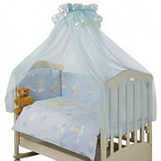 Комплекти в дитяче ліжечко