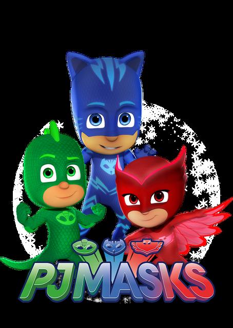 Игрушки Герои в масках PJ Masks