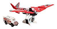 Игровой набор Matchbox Elite Rescue Glider Vehicle Самолет-спасатель