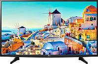 Смарт тв LG 43UH610V 3840x2160, 1200Гц, Wi-Fi, DVB-T2/C/S2, черный.