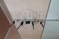Антенна польская наружная восьмёрка с блоком питания и усилителем