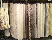 Ткани для штор: виды и предназначение