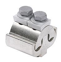 Зажим Плашечный ЗП 16-120/16-120 (SL4.26) IEK (UZP-11-S16-S120)