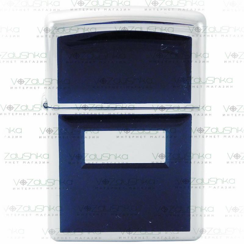 Бензиновая зажигалка Zippo 355 CLASSIC ultralite black