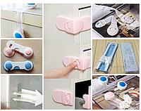 Защита от детей на углы, ящики, шкафы, двери, холодильник, розетки Оптом
