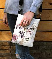 """Женская сумка """"Винтажные цветы"""""""