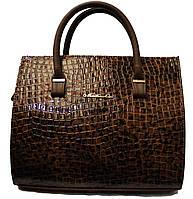 Сумка женская классическая Fashion  под крокодил 552901-10