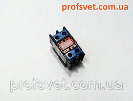 Приставка ПКЛ-11М 04А доп контакты 1 но + 1 нз