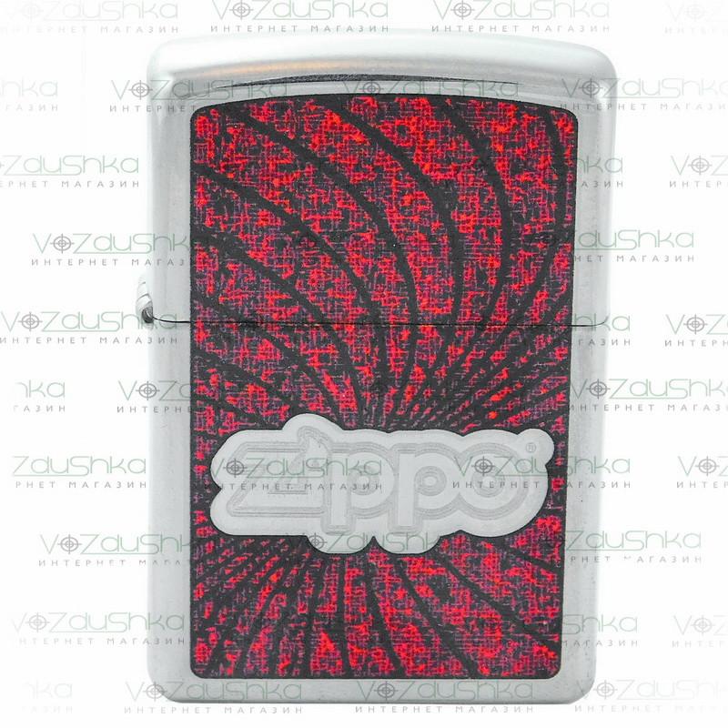 Бензиновая зажигалка Zippo 24804 Waves