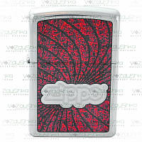 Бензиновая зажигалка Zippo 24804 Waves, фото 1