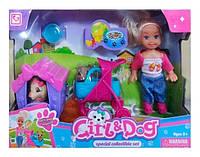 Куклы в коробке