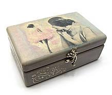 Шкатулка для бижутерии Балерина