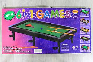 Детский настольный бильярд, настольная игра для детей и взрослых