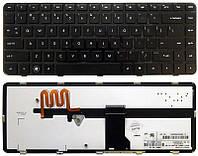 Клавиатура HP Pavilion DM4-1000, DM4-2000, DV5-2000, подсветка клавиш