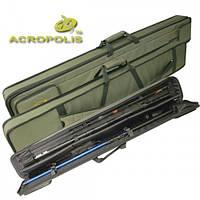 Кофр для хранения и транспортировки 6 спиннингов (удочек) Acropolis КВ-9 (Н=120)