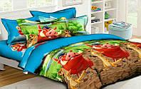 Детское полуторное постельное Тимон и Пумба 059