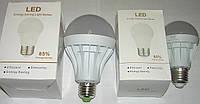 Лампа White Electronics E27 12 W  18 led холодный свет