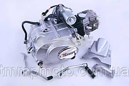 Двигатель ДЕЛЬТА-110 куб механика Оригинал