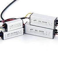 Блоки питания для светодиодов 20W(600mA) / 30W(900mA) / 50W(1500mA) 20-39V