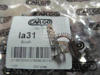 Щетки стартера (производитель CARGO) LA31