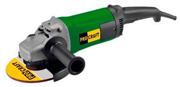 Угловая шлифмашина ProCraft PW- 2400