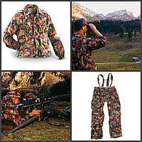 Камуфляж TASS 57 Alpenflage. ВС Швейцарии, оригинал.