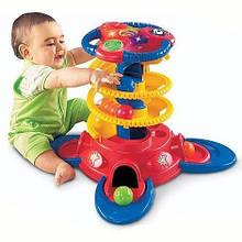 Ігрова стійка «Спіральна вежа» Fisher Price прокат в Харкові