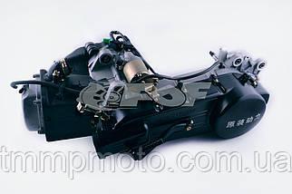 Двигатель 139qmb 4 такт YABEN-80 см3 под 12 колесо один амортизатор, фото 3