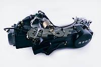 Двигатель YABEN-80 под 12 колесо один амортизатор