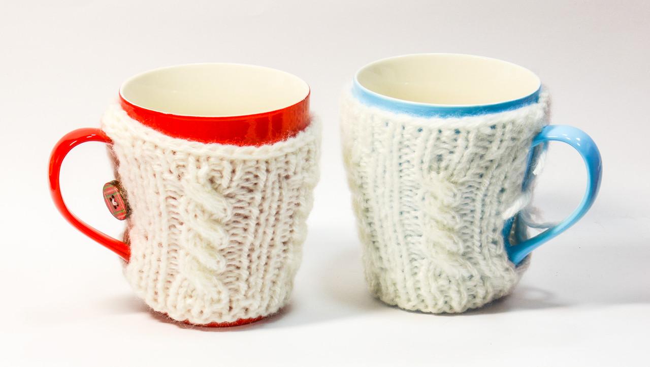 Чашки зимові