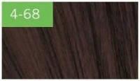 Краситель для волос Schwarzkopf Professional ESSENSITY 4-68 Средний Коричневый Шоколадный Красный, 60 мл