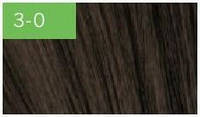 Краситель для волос Schwarzkopf Professional ESSENSITY 3-0 Темный Коричневый Натуральный, 60 мл
