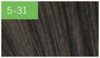 Краситель для волос Schwarzkopf Professional ESSENSITY 5-31 Светлый Коричневый Сандрэ Матовый, 60 мл