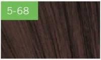 Краситель для волос Schwarzkopf Professional ESSENSITY 5-68 Светлый Коричневый Шоколадный Красный, 60 мл