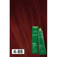 Краситель для волос Schwarzkopf Professional ESSENSITY 4-88 Средний Коричневый Экстра Красный, 60 мл