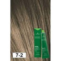 Краситель для волос Schwarzkopf Professional ESSENSITY 7-2 Средний Русый Пепельный, 60 мл