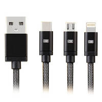 USB cable iPhone 5/6/6+ (магнитный)