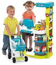 Интерактивный супермаркет Smoby 350207 «City Shop»