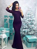 Длинное вечернее платье мб-1201