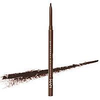 NYX CC05 Collection Chocolate Skinny Brown Liner - Тонкий автоматический карандаш для глаз